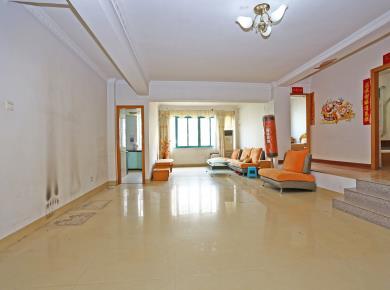 禾祥西 福满家园 正规大四房 全明采光户型南北通透 双阳台