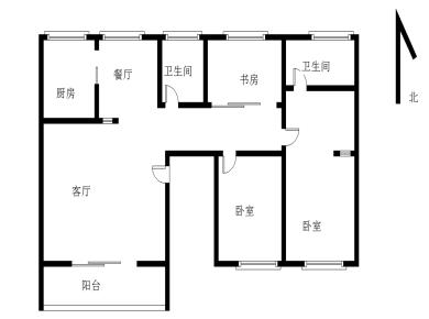镇海路+近群惠小学+3房+近地铁1号线近中山路