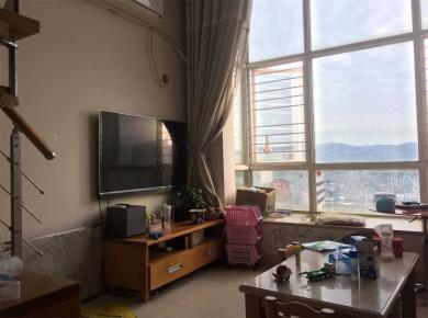 东方明珠广场三期 可随意改3房加1书房 使用面积100平