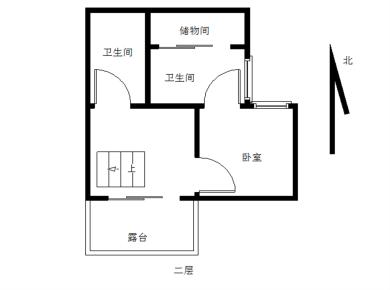 瑞景新村 南北3房 客厅带阳台朝南 一手业主 产权满多年