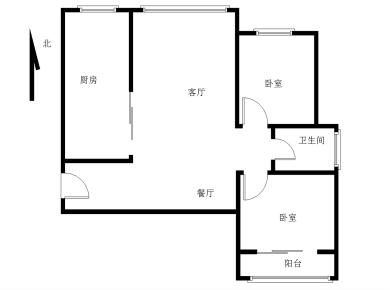 户型好,楼层适中,适合居家,小区环境好,周边配套齐全!