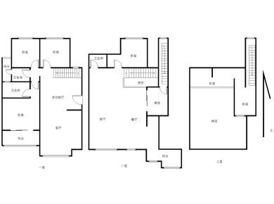 中航城洋房,空中别墅,精装,带阁楼,中式装修风格品质等您品鉴