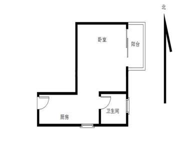 天虹旁 绿苑商城单身公寓出售  满两年 业主换房出售