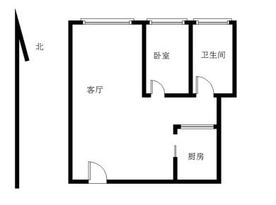 三房两厅看房方便拎包入住