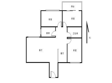 龙江大厦温馨三房
