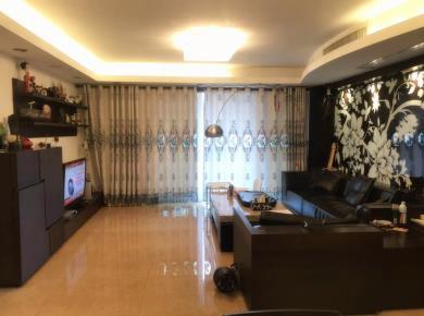 源昌鑫海湾,全南户型,使用160平,居家四房,开发精装修