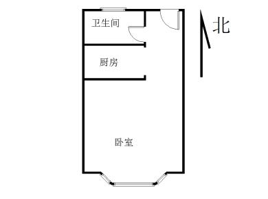 湖滨E居单身公寓老市区生活方便