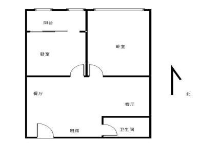 米兰春天小2房,精装修满2年,滨北小学