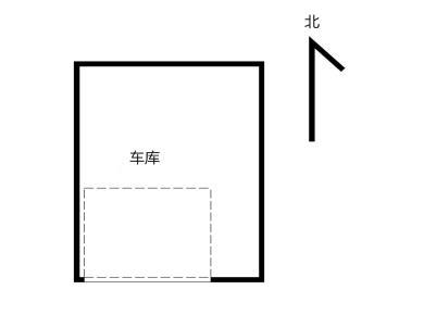 凤凰山庄车库