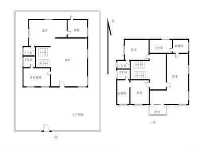 名仕御园 7室2厅 环岛路—独栋墅