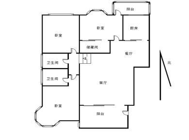 厦大白城 环岛路 浅水湾畔 稀有在售 南北通透三房 双阳台
