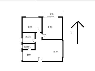 凯悦丽池93平全明大两房稀缺性出售读莲花小学。