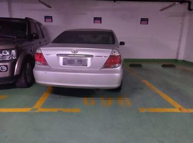 维多利亚车位 电梯口出处 位置佳好停车