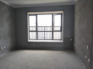 正规三房户型方正客厅卧室朝南采光通风全明格局,海景房