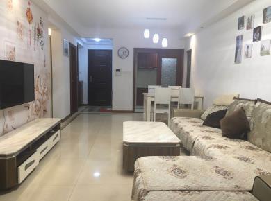 中海锦城国际自住装修三房 位置安静 拎包即可入住的好房子