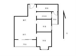 泰禾厦门院子(地块三)2居