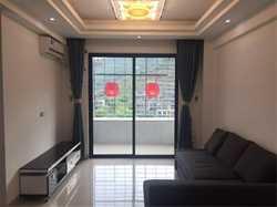 厦门西圣  地亚哥精装修一房一厅可改两房.低税