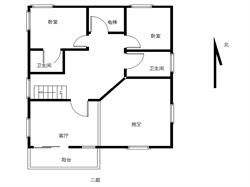 名仕御园 独栋别墅 已翻建800平 豪装7房 带室内电梯