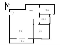 锦绣毛坯小两房  高楼层 可改两房 户型好 刚需仅少房源