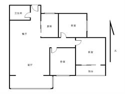 滨海花园3居电梯就读于杏滨小学离最近楼盘