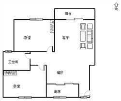海晟维多利亚,正规两房,电梯房,双十中小学