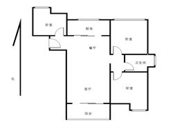 中航城国际社区C区3居电梯