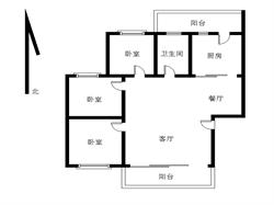 岳口小区3居