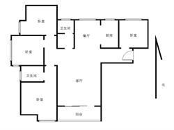 中交和美二期+双地铁口+独门独户大露台+四卫两厅+看房随时
