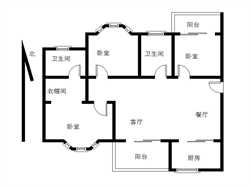 中骏四季阳光(集美)舒适3房,南北通透交通便利