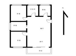 禹州精装三房 高层视野好 俯瞰影视城 低价格 地铁总站