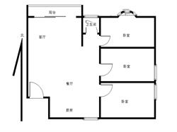 滨北米兰春天电梯三房自住精装修业主 换房诚售
