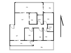新资源 紫金家园 满2年 位置安静 赠送前后露台80平
