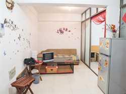 水岸名筑2居大阳台独立卫浴有飘窗有厨房
