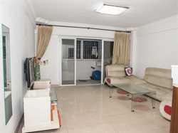 金龙商城三期3居大阳台独立卫浴有飘窗有厨房