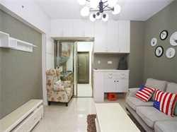 罗宾森广场二期2居独立卫浴有厨房