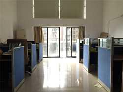 东方丽景 办公装修 高层视野广阔 小区空气清新 人文素质高