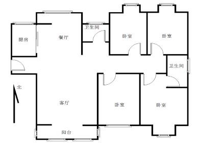 黎安小镇精装四房,唯一一套自住装,南北通透,随时看房